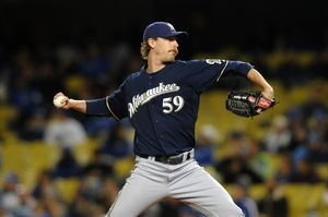 John Axford - Brewers