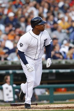 Delmon Young - Tigers (PW)