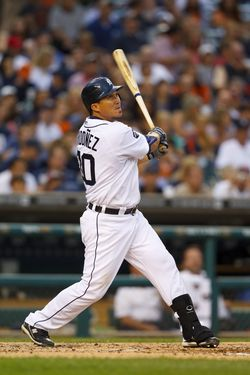 Magglio Ordonez - Tigers (PW)