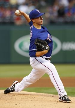 Derek Holland - Rangers