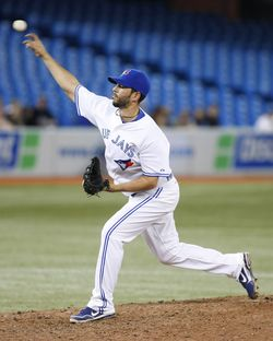 Carlos Villanueva - Blue Jays (PW)