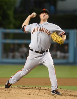 Matt Cain - Giants (PW)