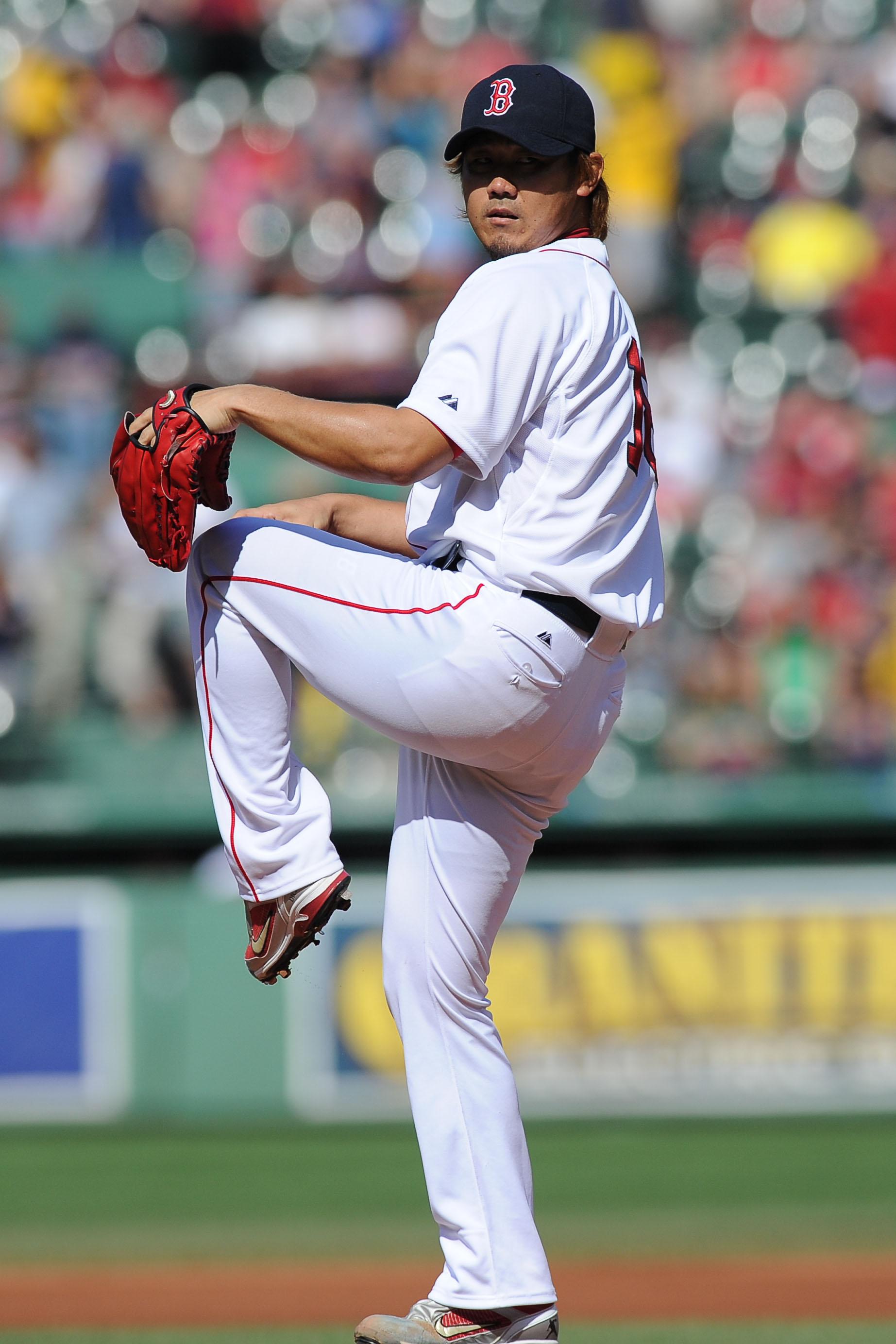 Things I would rather do than watch Daisuke Matsuzaka pitch ...