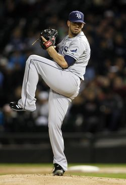 James Shields - Rays (PW)