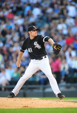Phil Humber - White Sox (PW)
