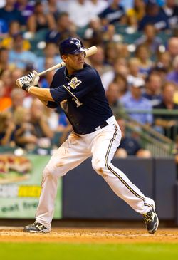 Corey Hart - Brewers (PW)