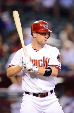 Aaron Hill - Diamondbacks (PW)