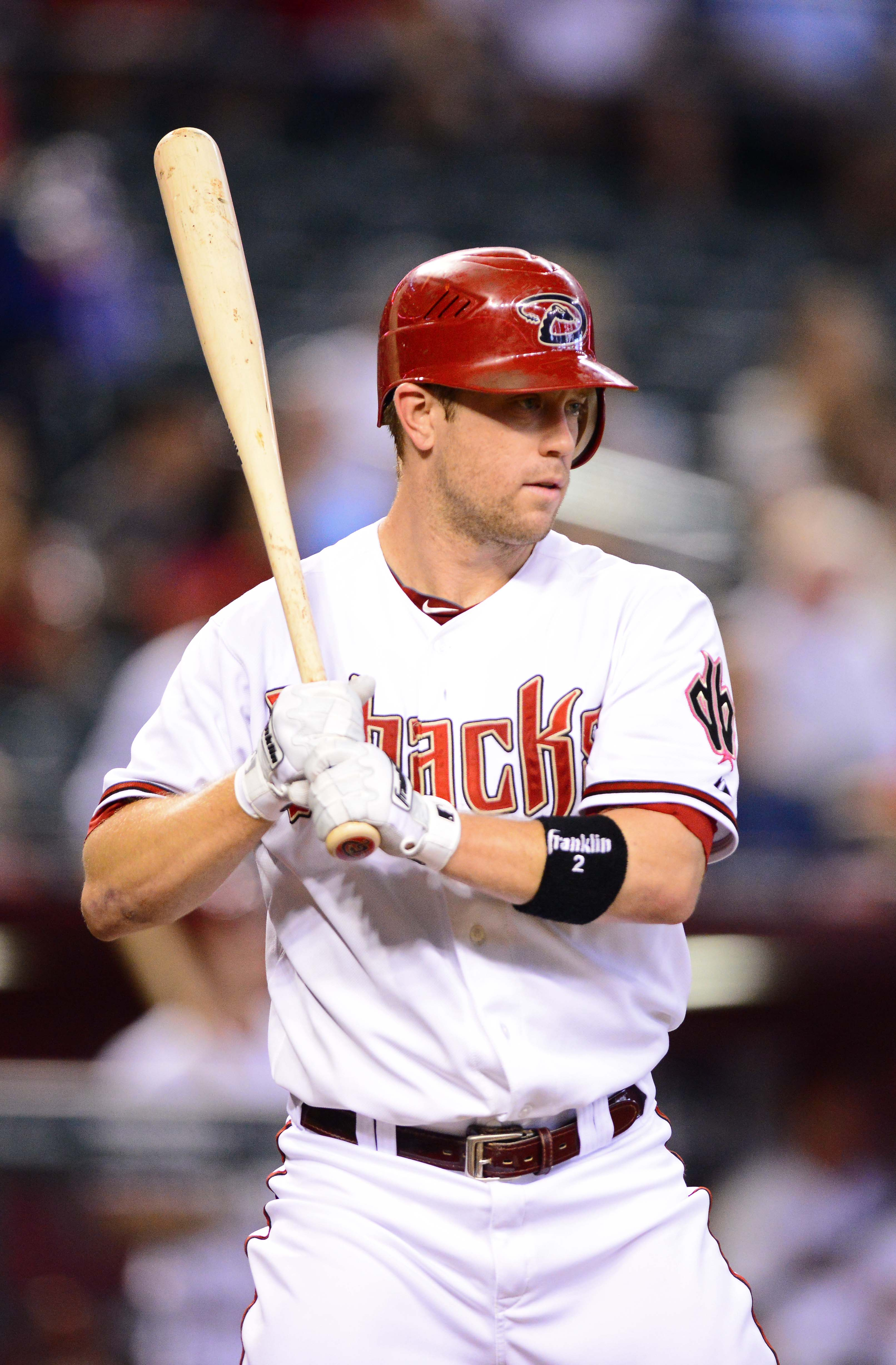 Aaron Hill diamondbacks